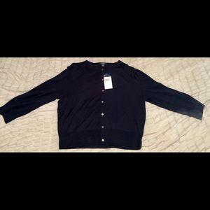 Chaps sweater size L